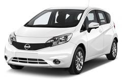 Nissan Note Acenta Van (2013 - heute) 5 Türen seitlich vorne