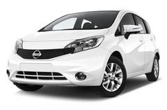 Nissan Note Acenta Van (2013 - heute) 5 Türen seitlich vorne mit Felge