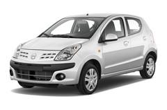 Nissan Pixo Visia Kleinwagen (2009 - 2013) 5 Türen seitlich vorne