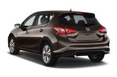 Nissan Pulsar 1.5 Dci Acenta Kompaktklasse (2014 - heute) 5 Türen seitlich hinten