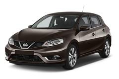 Nissan Pulsar 1.5 Dci Acenta Kompaktklasse (2014 - heute) 5 Türen seitlich vorne