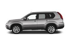 Nissan X-Trail LE SUV (2007 - 2014) 5 Türen Seitenansicht