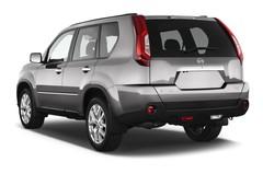 Nissan X-Trail LE SUV (2007 - 2014) 5 Türen seitlich hinten