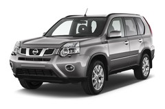 Nissan X-Trail LE SUV (2007 - 2014) 5 Türen seitlich vorne