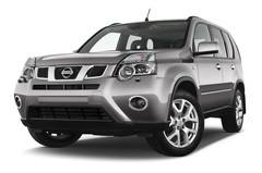 Nissan X-Trail LE SUV (2007 - 2014) 5 Türen seitlich vorne mit Felge