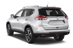Nissan X-Trail Tekna SUV (2014 - heute) 5 Türen seitlich hinten