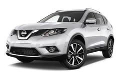 Nissan X-Trail Tekna SUV (2014 - heute) 5 Türen seitlich vorne mit Felge