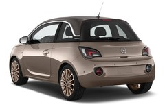Opel Adam GLAM Kleinwagen (2012 - heute) 3 Türen seitlich hinten