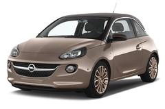 Opel Adam GLAM Kleinwagen (2012 - heute) 3 Türen seitlich vorne