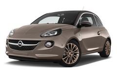 Opel Adam GLAM Kleinwagen (2012 - heute) 3 Türen seitlich vorne mit Felge