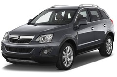 Opel Antara Design Edition SUV (2006 - heute) 5 Türen seitlich vorne