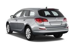 Opel Astra Sport Kombi (2009 - 2015) 5 Türen seitlich hinten