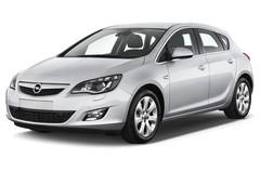 Opel Astra INNOVATION Kompaktklasse (2009 - 2015) 5 Türen seitlich vorne