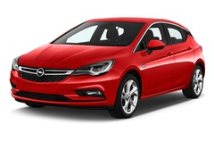 Opel Astra Dynamic Kompaktklasse (2015 - heute) 5 Türen seitlich vorne
