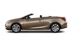 Opel Cascada INNOVATION Cabrio (2013 - heute) 2 Türen Seitenansicht