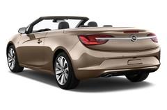 Opel Cascada INNOVATION Cabrio (2013 - heute) 2 Türen seitlich hinten