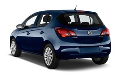 Opel Corsa Innovation Kleinwagen (2014 - heute) 5 Türen seitlich hinten