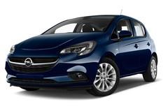 Opel Corsa Innovation Kleinwagen (2014 - heute) 5 Türen seitlich vorne mit Felge