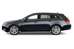 Opel Insignia Sport Kombi (2008 - 2017) 5 Türen Seitenansicht