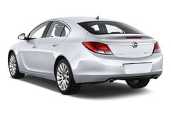 Opel Insignia INNOVATION Limousine (2008 - 2017) 5 Türen seitlich hinten