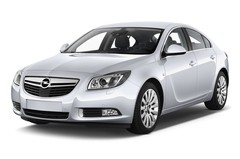 Opel Insignia INNOVATION Limousine (2008 - 2017) 5 Türen seitlich vorne