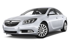 Opel Insignia INNOVATION Limousine (2008 - 2017) 5 Türen seitlich vorne mit Felge