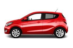 Opel Karl Exklusiv Kleinwagen (2015 - heute) 5 Türen Seitenansicht