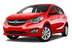 Opel Karl Exklusiv Kleinwagen (2015 - heute) 5 Türen seitlich vorne mit Felge