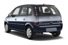 Opel Meriva Selection Van (2003 - 2010) 5 Türen seitlich hinten