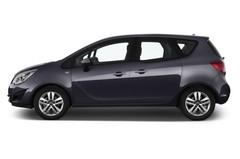 Opel Meriva Selection Van (2010 - heute) 5 Türen Seitenansicht