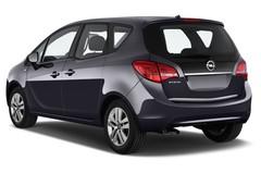 Opel Meriva Selection Van (2010 - heute) 5 Türen seitlich hinten
