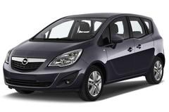 Opel Meriva Selection Van (2010 - heute) 5 Türen seitlich vorne