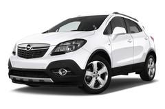 Opel Mokka Edition SUV (2012 - heute) 5 Türen seitlich vorne mit Felge