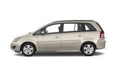 Opel Zafira Sport Van (2005 - 2014) 5 Türen Seitenansicht