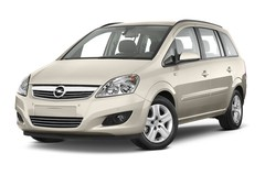 Opel Zafira Sport Van (2005 - 2014) 5 Türen seitlich vorne mit Felge