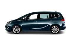 Opel Zafira Innovation Van (2014 - heute) 5 Türen Seitenansicht