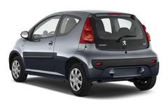 Peugeot 107 Filou Kleinwagen (2005 - 2014) 3 Türen seitlich hinten