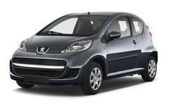Peugeot 107 Filou Kleinwagen (2005 - 2014) 3 Türen seitlich vorne