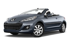 Peugeot 207 Premium Cabrio (2006 - heute) 2 Türen seitlich vorne mit Felge