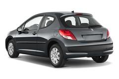 Peugeot 207 Filou Kleinwagen (2006 - heute) 3 Türen seitlich hinten