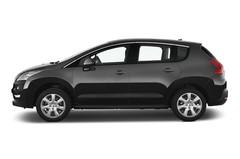 Peugeot 3008 Platinum SUV (2009 - 2016) 5 Türen Seitenansicht