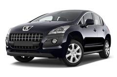 Peugeot 3008 Platinum SUV (2009 - 2016) 5 Türen seitlich vorne mit Felge