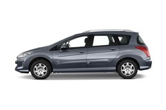 Peugeot 308 Platinum Kombi (2008 - 2014) 5 Türen Seitenansicht