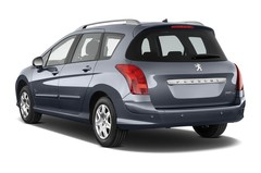 Peugeot 308 Platinum Kombi (2008 - 2014) 5 Türen seitlich hinten