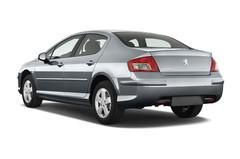 Peugeot 407 - Limousine (2004 - 2011) 4 Türen seitlich hinten
