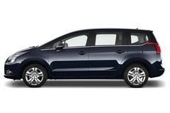 Peugeot 5008 Premium Van (2009 - 2017) 5 Türen Seitenansicht