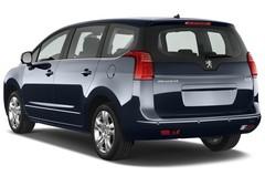 Peugeot 5008 Premium Van (2009 - 2017) 5 Türen seitlich hinten