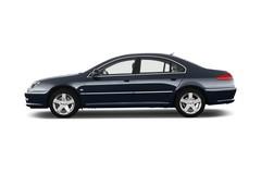Peugeot 607 Platinum Limousine (2000 - 2010) 4 Türen Seitenansicht