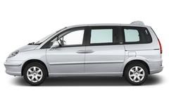 Peugeot 807 Allure Van (2002 - 2014) 5 Türen Seitenansicht