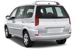Peugeot 807 Allure Van (2002 - 2014) 5 Türen seitlich hinten